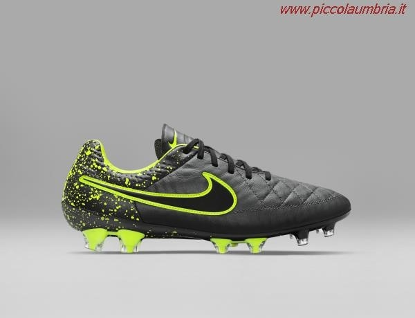 Nike Tiempo Gialle Fluo