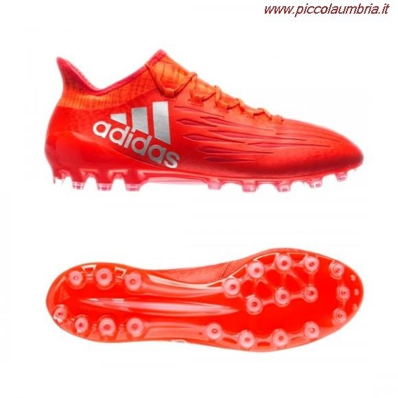on sale e12a8 c0d0e Scarpe Adidas Calcio Rosse