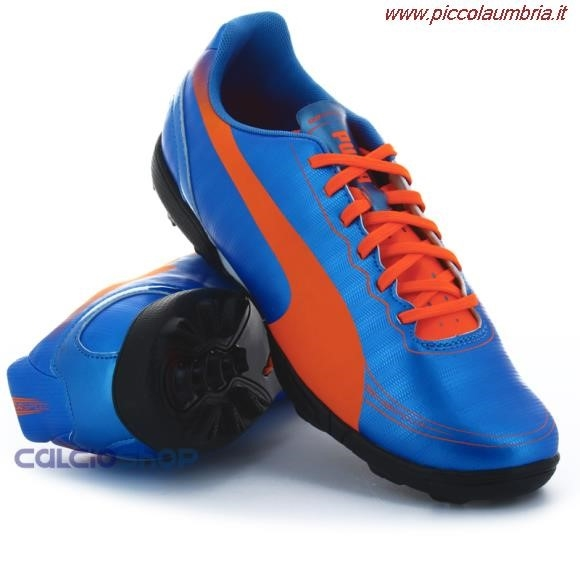 puma calcetto evospeed