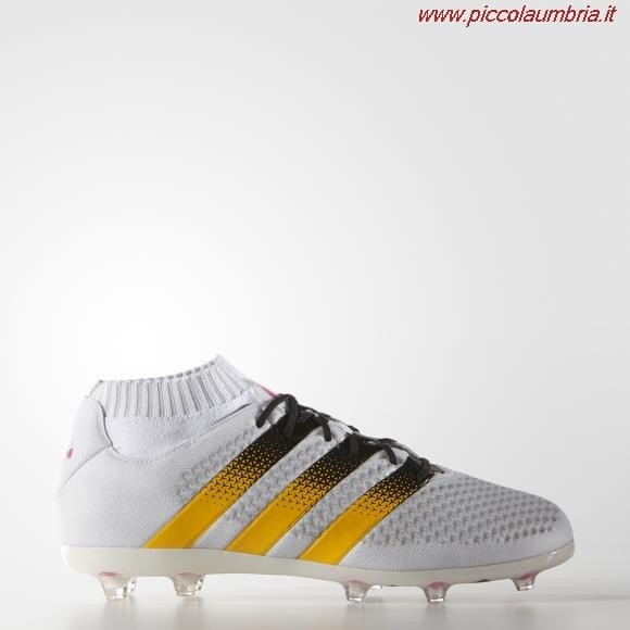 best service d4f27 1dd38 Adidas Ace 16.1 Bianche