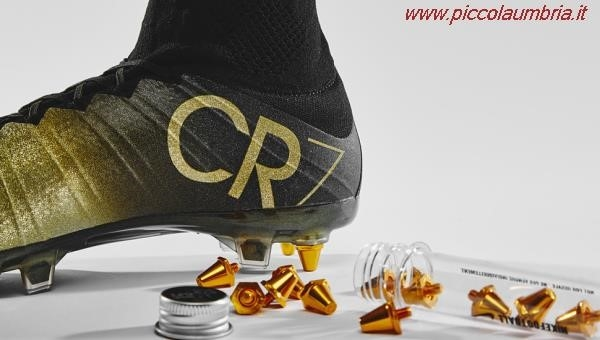 Nike Superfly Cr7 Rare Gold