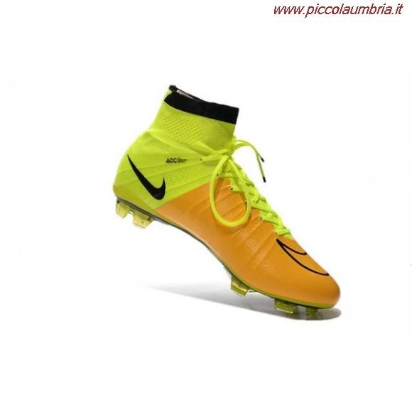 Nike Mercurial Superfly Gialle