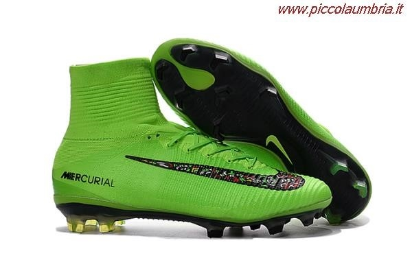 the latest d68dc abef3 Nike Mercurial Superfly Verde